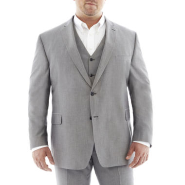 jcpenney.com | JF J. Ferrar® Gray Suit Jacket–Big & Tall