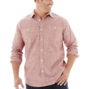 The Foundry Supply Co.™ Vintage Woven Shirt–Big & Tall