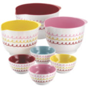 Cake Boss™ 7-pc. Melamine Mixing and Prep Bowl Set