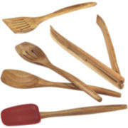 Rachael Ray® Cucina Tools 5-pc. Wooden Tool Set