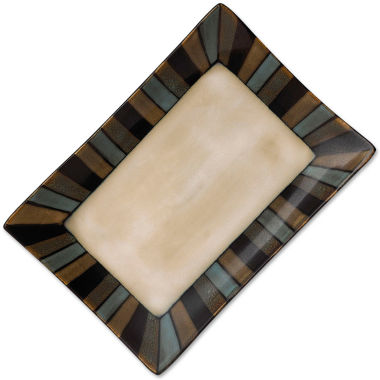 jcpenney.com | Pfaltzgraff® Cayman Rectangular Serving Platter