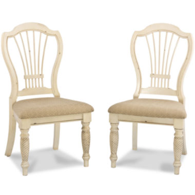 jcpenney.com | Meadowbrook Set of 2 Side Chairs