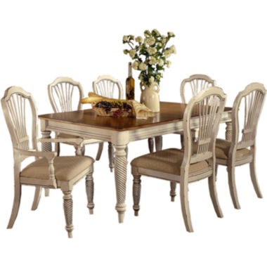 jcpenney.com | Meadowbrook 7-pc. Rectangular Dining Set