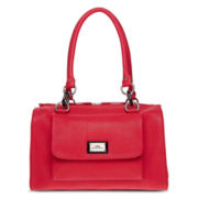 Lulu by Lulu Guinness® Outside the Box Barrel Satchel