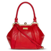 Lulu by Lulu Guinness® Kiss Goodnight Small Frame Satchel