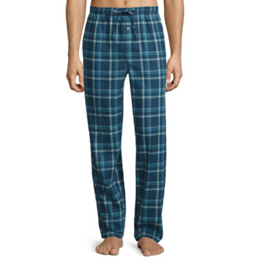 jcpenney.com | Stafford® Flannel Pajama Pants - Big & Tall