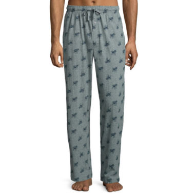 jcpenney.com | Stafford® Knit Pajama Pants