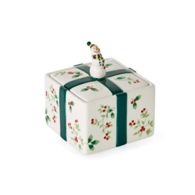 jcpenney.com | Pfaltzgraff Winterberry Cookie Jar