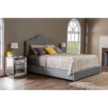 jcpenney.com | Baxton Studio Juliet Contemporary Upholstered Bed