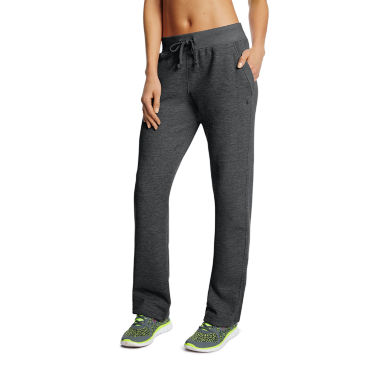 jcpenney.com | Champion® Fleece Open-Bottom Pants