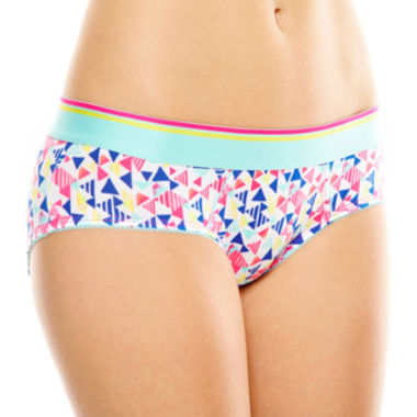 jcpenney.com | Flirtitude® Cotton-Blend Boykini Panties