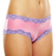 Maidenform Scalloped Lace Cheeky Panties - 40823