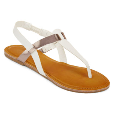 jcpenney.com | Arizona Aree Flat Sandals