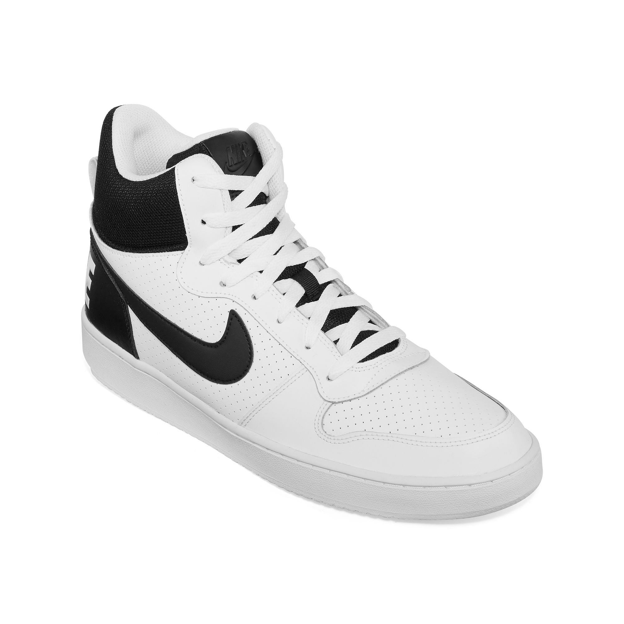 e6dddf3d930f9 ... UPC 883418909031 product image for Nike Court Borough Mid Mens  Basketball Shoes