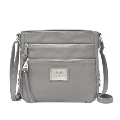 Nicole By Nicole Miller Amber Crossbody Bag by Nicole By Nicole Miller
