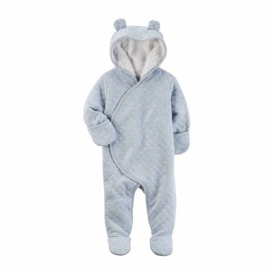 2f037937b Carter s Midweight Snow Suit-Baby Boys - JCPenney