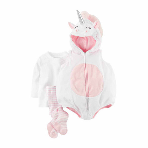 Carter's Unicorn 3-pc. Dress Up Costume-Baby Girls