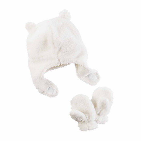 Carter's Sherpa 2-pc. Cold Weather Set-Baby Girls