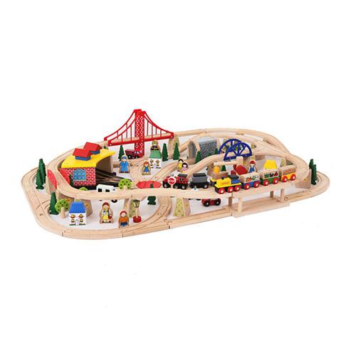 Bigjigs Toys - Freight Train Set