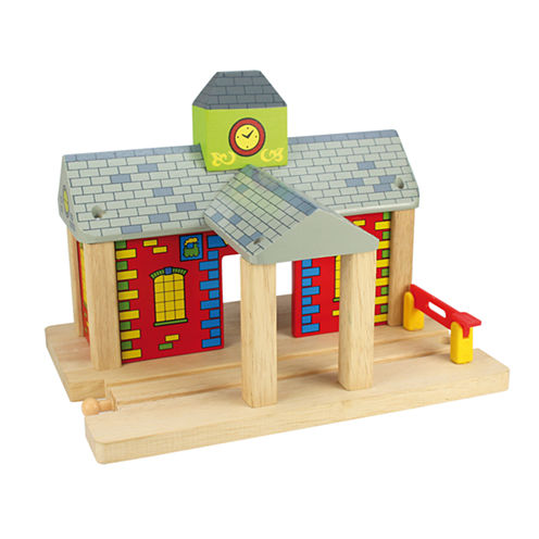 Bigjigs Toys - Railway Station