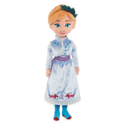 307064df0d8 Disney Collection Frozen Anna Medium Plush Doll JCPenney