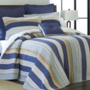 Retro Loft Quilted Bedspread