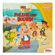 Disney Collection Junior Jake and the Never Land Pirates Board Book