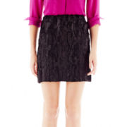 Joe Fresh™ Faux-Fur Skirt