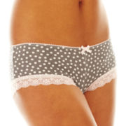 Olsenboye® Cheeky Boyshort Panties