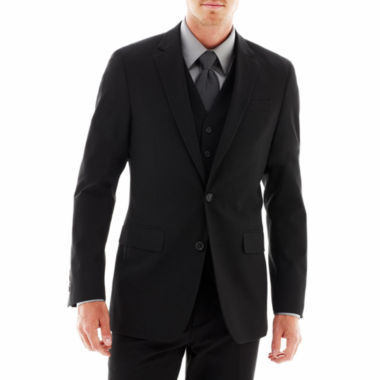 jcpenney.com | JF J. Ferrar® Stretch Gabardine Suit Jacket - Super Slim