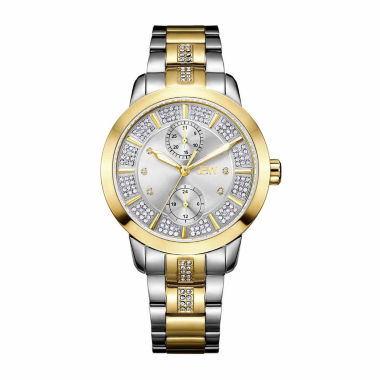 jcpenney.com | JBW Women's Lumen 0.06 ctw Diamond Stainless Steel Watch J6341B