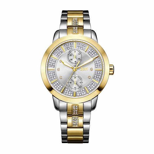 JBW Women's Lumen 0.06 ctw Diamond Stainless Steel Watch J6341B