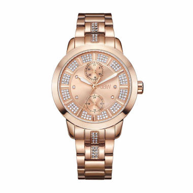 jcpenney.com | JBW Womens Rose Goldtone Bracelet Watch-J6341e