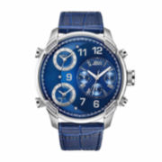 JBW Mens Blue Blue Bracelet Watch