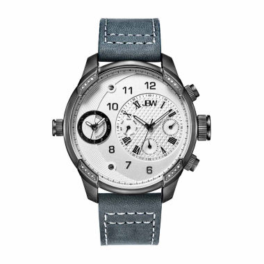 jcpenney.com | JBW Men's G3 0.16 ctw Diamond Gun Metal-Plated Stainless Steel Watch J6325G