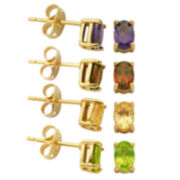 Classic Treasures Yellow Earring Sets