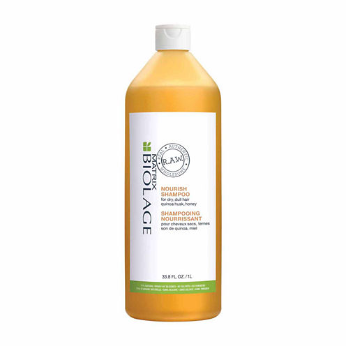 Matrix Biolage Raw Nourish Shampoo - 33.8 Oz.