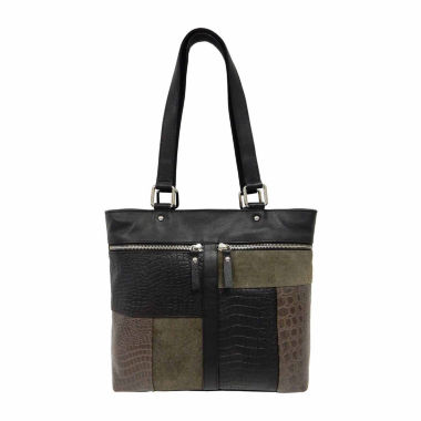 jcpenney.com | East 5Th Cross Zip Leather Tote Bag