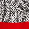 Black White RedSwatch