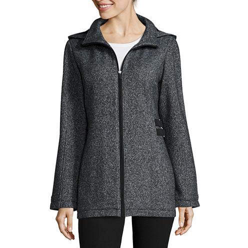 Liz Claiborne® Sidetab Fashion Fleece