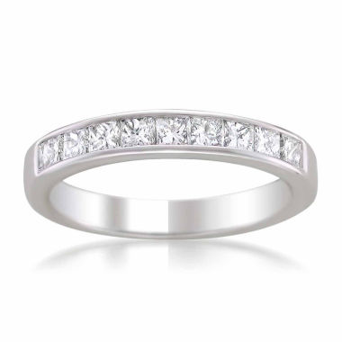 jcpenney.com | Womens 1 CT. T.W. White Diamond 14K Gold Wedding Band