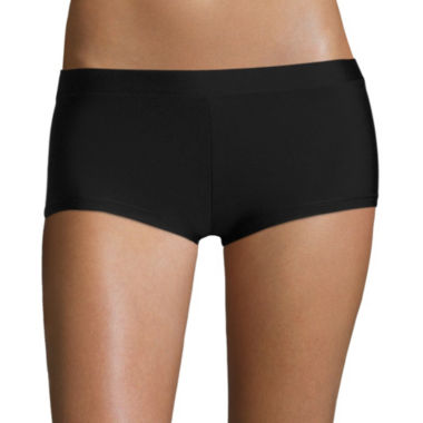 jcpenney.com | Arizona Mix & Match Boyshort Swim Bottoms