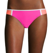Arizona Colorblock Hipster Swim Bottoms - Junior