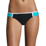 Arizona Colorblock Hipster Swim Bottoms