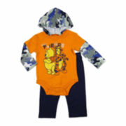 Disney Collection 2-pc. Tigger Pants Set - Baby Boys newborn-24m