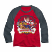 Boys Paw Patrol Graphic T-Shirt-Toddler