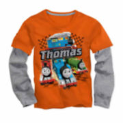 Boys Thomas and Friends Graphic T-Shirt-Toddler