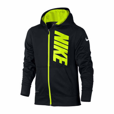 jcpenney.com | Nike® Fleece Therma Training Zip Hoodie - Boys 8-20