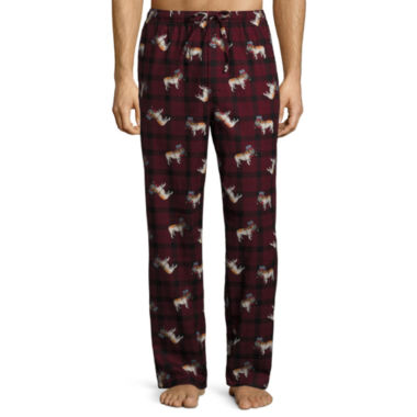 jcpenney.com | Stafford® Flannel Pajama Pants