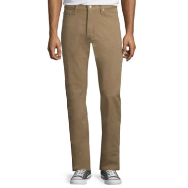 jcpenney.com | Arizona Flex Slim Straight Bull-Denim Jeans